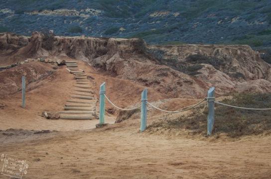 Tidepool trail